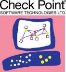 Checkpoint logo square shape