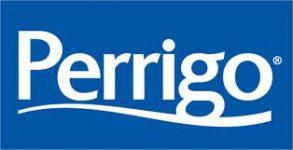 Perrigo logo blue